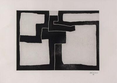 Eduardo Chillida, 'Inguru 3', 1968