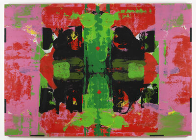 Kerry James Marshall, 'Untitled (Blot)', 2014