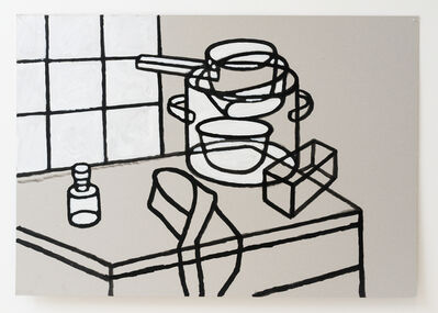 Anya Zholud, 'Dictionary of Domestic Happiness: Kitchen 3', 2019