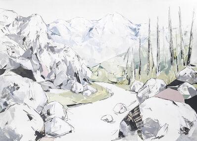Mya Kerner, 'Through Any Space, An Avenue', 2019