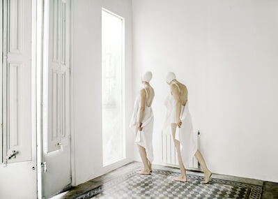 Anja Niemi, 'The pool house', 2014