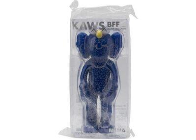 "KAWS, 'KAWS ""Best Friends Forever"" Blue Statue', 2017"