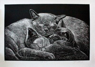 Yailen Sellén, 'Solaz felino /  Feline zolas', 2016