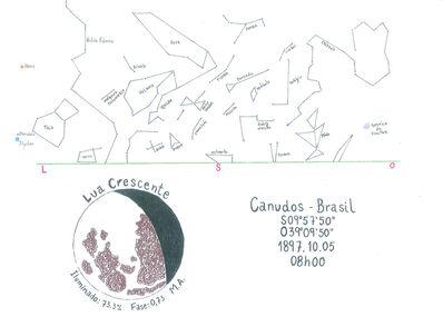 Denise Alves-Rodrigues, 'Canudos/Brasil/1897.10.05', 2017