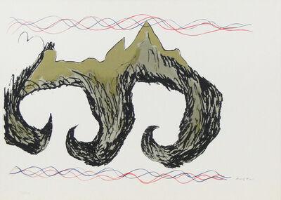 Franco Angeli, 'Claw (Artiglio)', 1980-1988