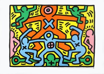 Keith Haring, 'Untitled', ca. 1998