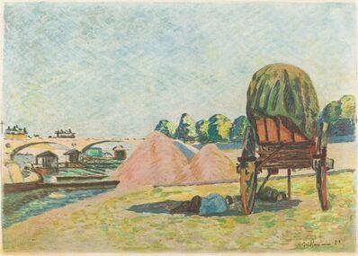 Jean Baptiste Armand Guillaumin, 'Landscape', 1882