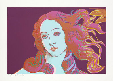 Andy Warhol, 'Birth of Venus II.317', 1984