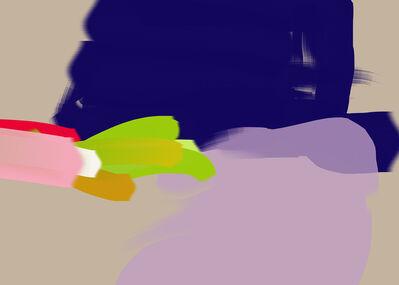 Anda Kubis, 'Spectra 6', 2016
