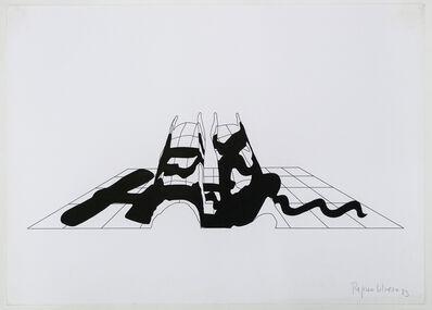 Regina Silveira, 'Topo Sombra', 1983