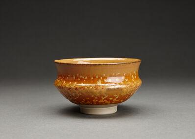 Miraku Kamei XV, 'Tea bowl (chawan)'