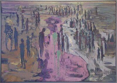Mohamed Abla, 'Scene on the Nile', 2002