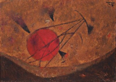 Rufino Tamayo, 'Soleil du Soir', 1958