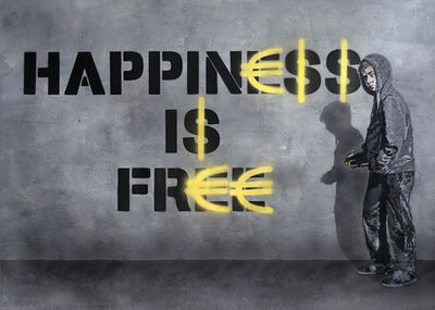 ILL, 'Happiness is Free', 2018