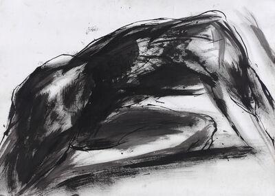 Solamalay Namasivayam, 'Untitled (Ink Figure)', Undated