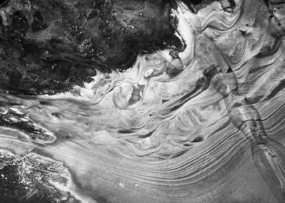 Wei-Ming Yuan, 'Frozen waves', 2013