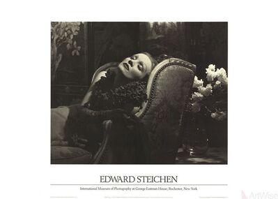 Edward Steichen, 'Marlene Dietrich', 1987