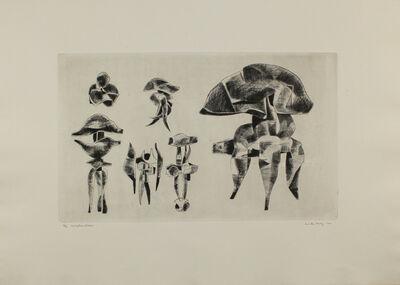 Dimitri Hadzi, 'Sculpture Studies', 1961