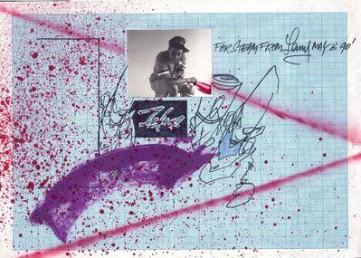 Futura, 'Untitled', 1990