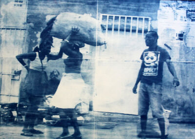 Délio Jasse, 'Terreno Ocupado #23', 2014