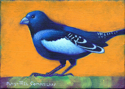 Ray-Mel Cornelius, 'State Bird: CO', 2019