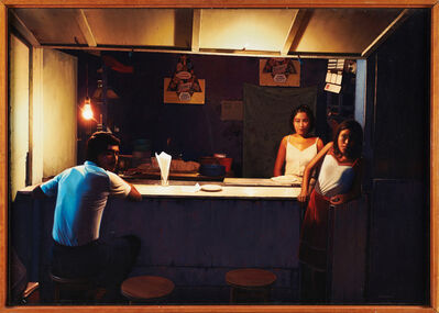 Robert Gniewek, 'Late Night Meal', ca. 1983