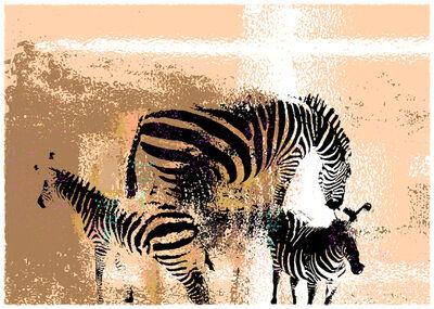 Jane Sklar, 'Zebras', 2020