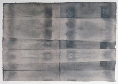 Rebecca Salter, 'Reflected level 2', 2012
