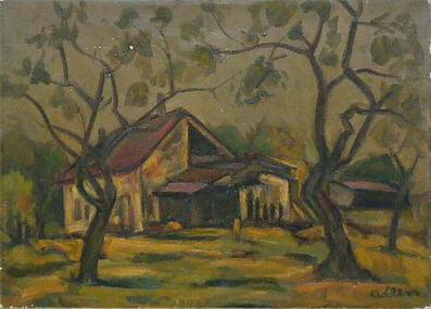 Michel Adlen, ' House in Landscape', 1939