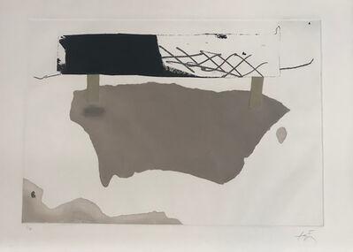 Antoni Tàpies, 'Cartró', 1977