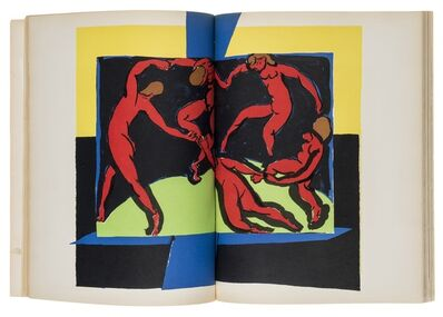 Henri Matisse, 'Verve No.4 (Duthuit 721/722)', 1939