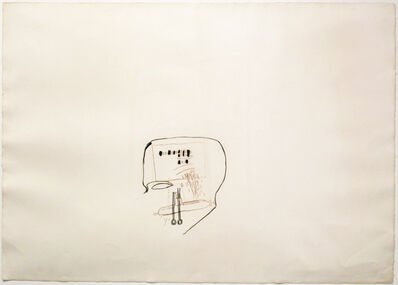 Jean-Michel Basquiat, 'Untitled (No more Reign)', 1984
