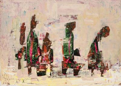 Paul-Henri Bourguignon, 'The March', 1982