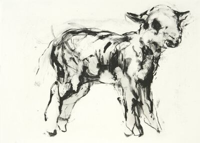 Nicola Hicks, 'Lamb', 2006