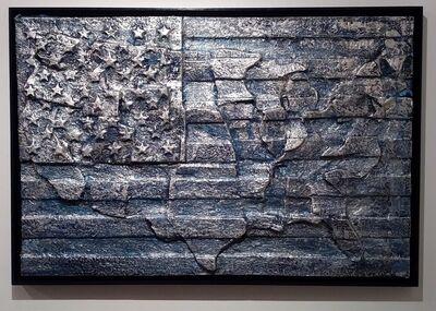 """Michael Beresheim, '""""Blue""""', 2018"""