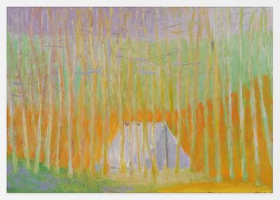 Wolf Kahn, 'Camping', 2005