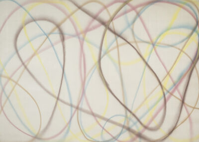 Dan Christensen, 'Dorado', 1968