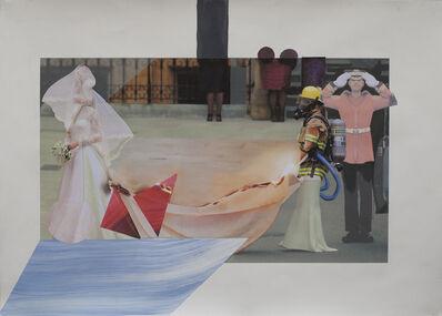 Ramin Haerizadeh, Rokni Haerizadeh & Hesam Rahmanian, 'Her Majesty?', 2015-2017