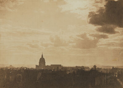 Charles Marville, 'Sky Study, Paris', 1856-1857