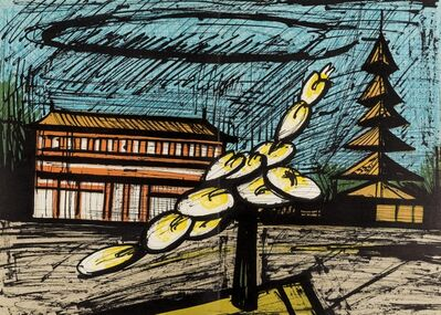 Bernard Buffet, 'Le Voyage au Japon', 1981