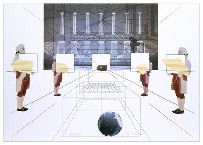 Giulio Paolini, 'L'offerta musicale', 2008