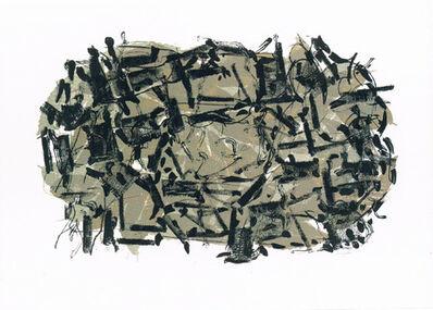Jean-Paul Riopelle, 'Feuilles II', 1967