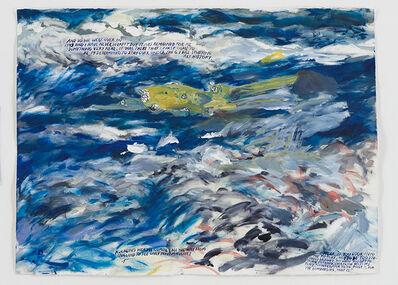 Raymond Pettibon, 'No Title (And so we)', 2010