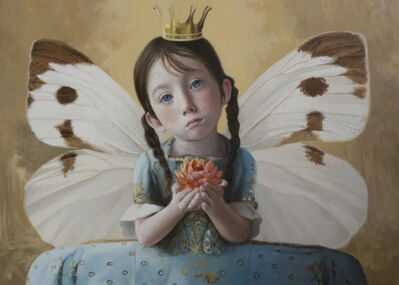 Olga Esther, 'The Princess Butterfly'