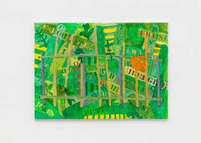 Charlie Scheips, 'Le Jardin', 2018