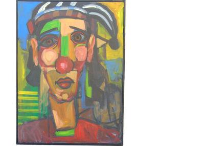 Alex Khattab, 'The Blind Clown', 2019
