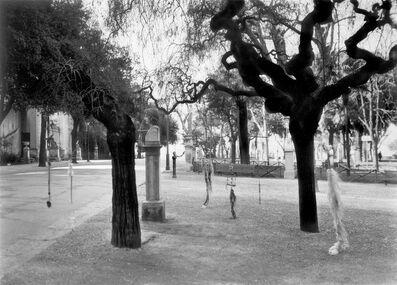 Robert Rauschenberg, 'Untitled [nine Feticci Personali, Rome]', 1953