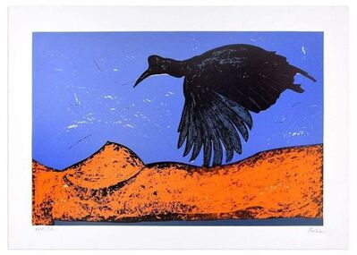 Nino Terziari, 'Black Bird', 1970s