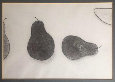 William Scott, 'Pears', 1980