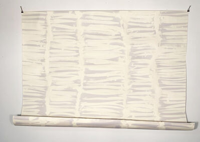 Missy Engelhardt, 'Painted Bleach Stripes', 2020